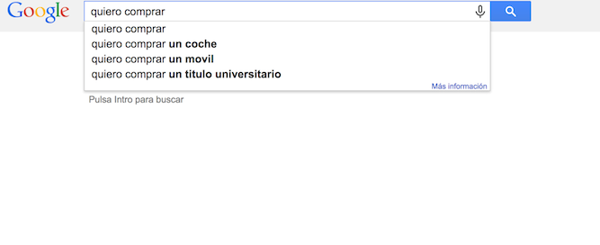 Google es un cuñado y lo sabes