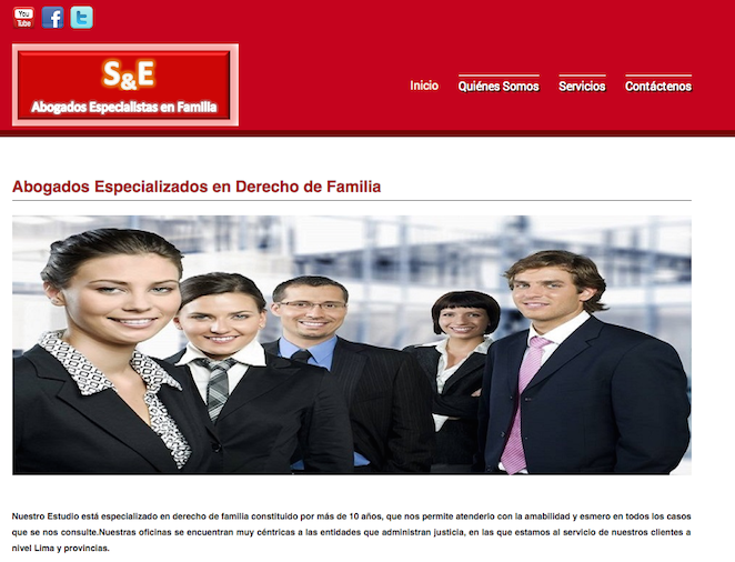 Abogados especialistas en familia