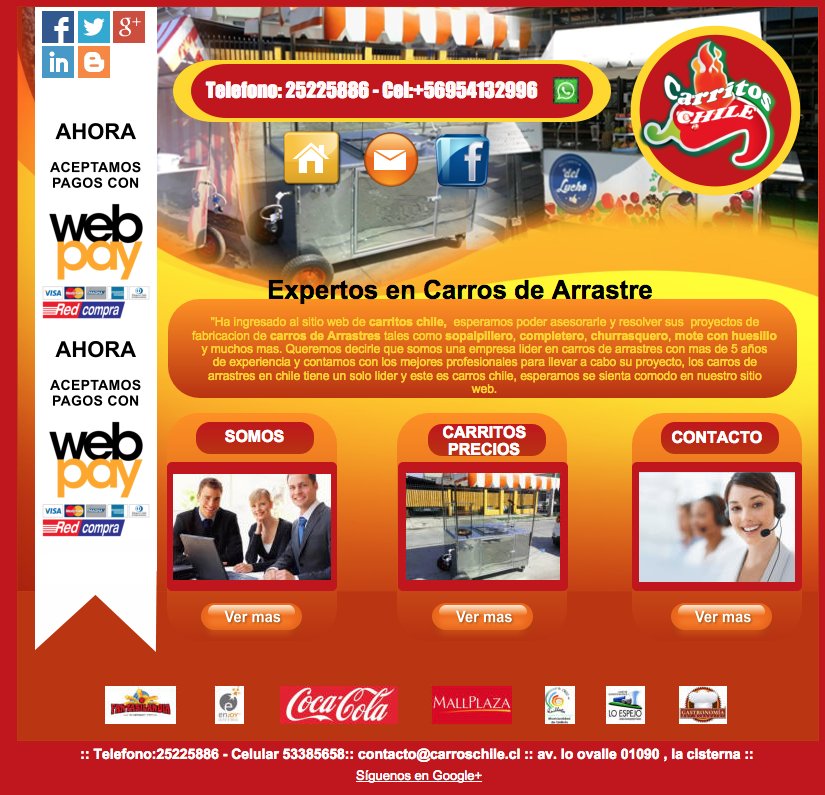Carros chile